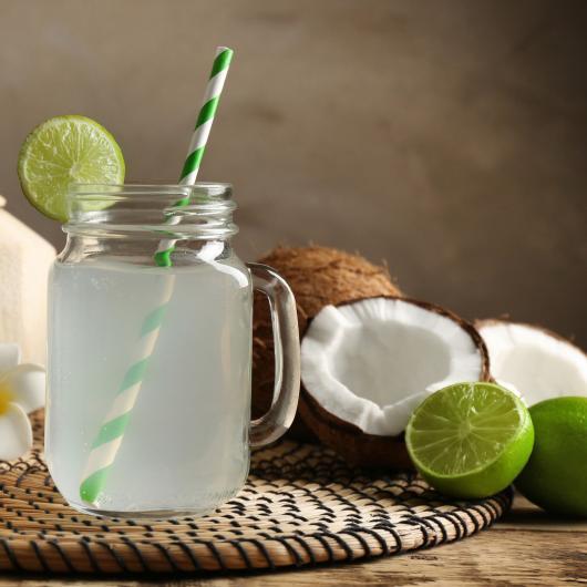 Кокосовая вода - 4 преимущества для потери веса