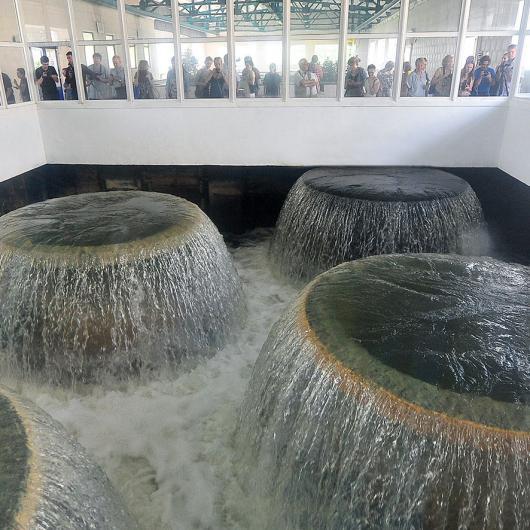 Качество воды в резервуарах, скважинах и природных водоемах