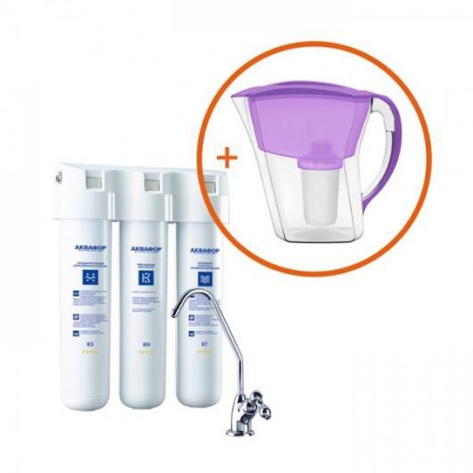 Достоинства проточных систем очистки воды и фильтров-кувшинов