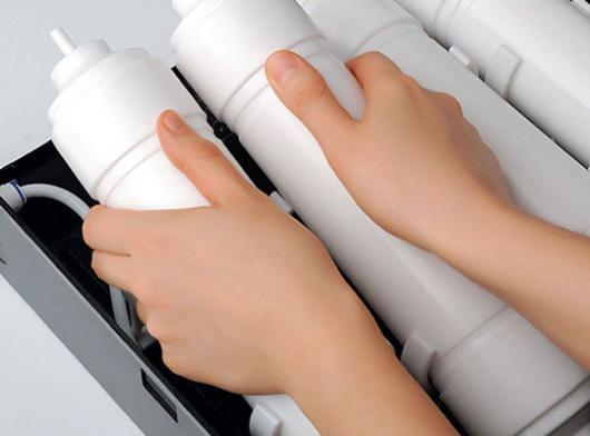 Правила замены картриджей в системах очистки воды