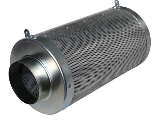 Использование угольного фильтра