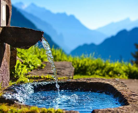 Польза родниковой воды