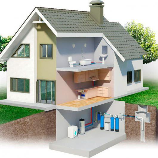 Способы очистки воды в загородном доме