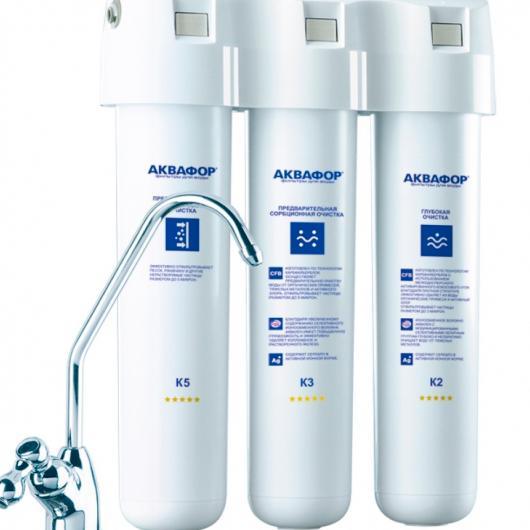 Зачем вам нужен проточный фильтр для воды