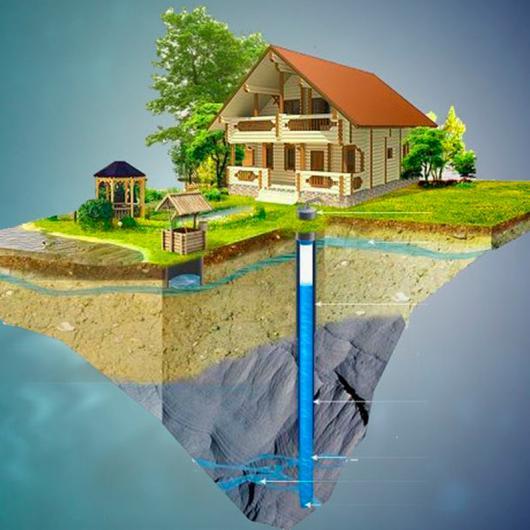 Составление проекта водопровода и самостоятельное обеспечение водой частного дома