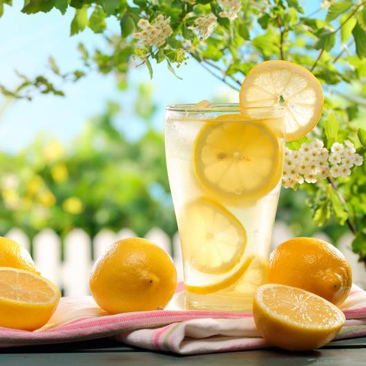 Вода с лимоном: для похудения и иммунитета