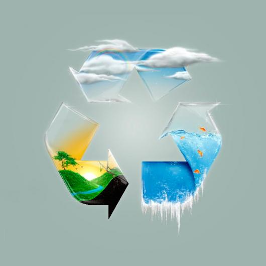 Круговорот воды или как вода попадает к нам в дом